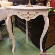 Antigüedades: CONSOLA RINCONERA. Lote 206858656
