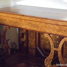 Antigüedades: UNICA CONSOLA HOLANDESA DEL SIGLO XIX. Lote 206924273