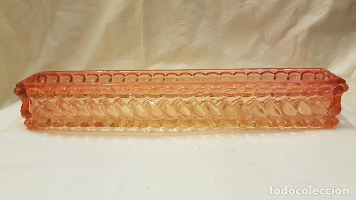 PLUMIN EN CRISTAL DE BACCARAT FIRMADO (Antigüedades - Cristal y Vidrio - Baccarat )