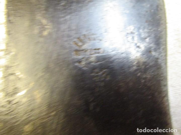 Antigüedades: ANTIGUO PODON FOUZA FOUCE , VIÑAS PODA ETC, FORJA HERRERO FINALES XIX COMIENZOS XX 780GR 40CM + INFO - Foto 2 - 206945282