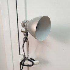 Antigüedades: LAMPARA DE PINZA. Lote 206957153