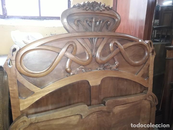 Antigüedades: Cama modernista - Foto 3 - 207006147