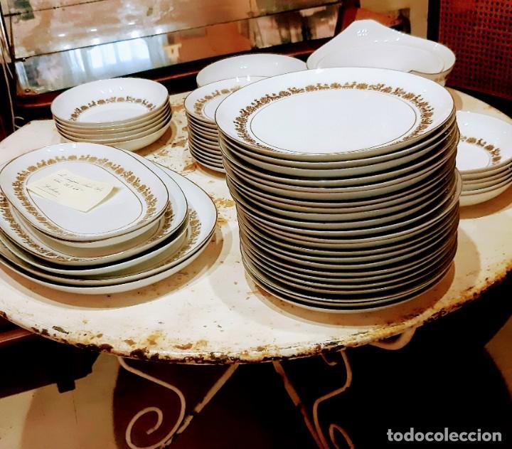 VAJILLA DE BIDASOA (Antigüedades - Porcelanas y Cerámicas - Otras)