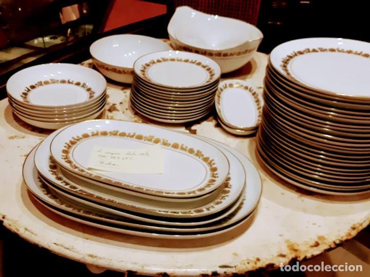 Antigüedades: Vajilla de Bidasoa - Foto 5 - 207017842