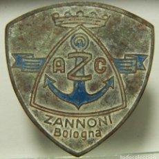 Antigüedades: ADORNO A Z O ZANNONI BOLOGNA. Lote 207046078