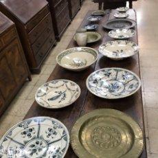 Antigüedades: LOTE DE CERAMICA CATANA.. Lote 207056270