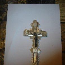 Antigüedades: PRECIOSA CRUZ DE JERUSALEM FINALES SIGLO XVIII PRINCIPIOS DEL XIX VER FOTOS. Lote 207063616