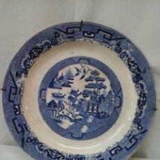 Antigüedades: FUENTE REDONDA 33 CT. STAFFORDSHIRE. Lote 207071073