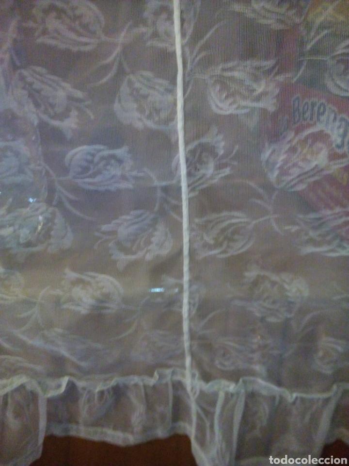 Antigüedades: Cortina antigua lote 2 - Foto 2 - 207079532