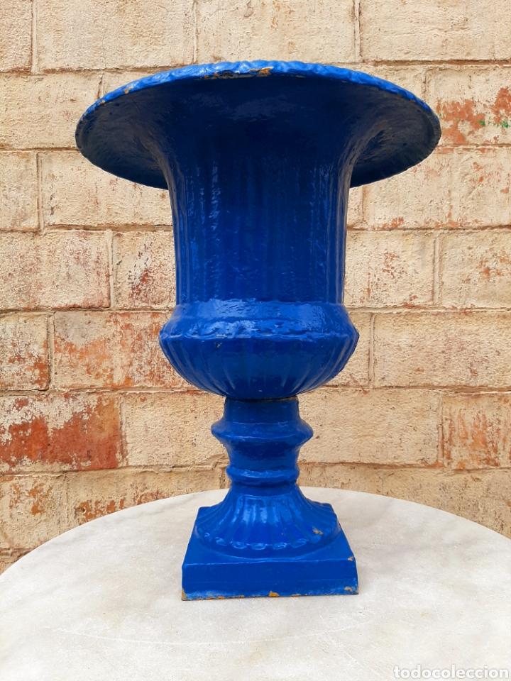COPA - MACETERO - JARDINERA ANTIGUA FRANCESA (Antigüedades - Hogar y Decoración - Jardineras Antiguas)
