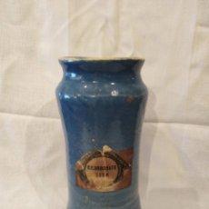 Antigüedades: ALVARELO, BOTE FARMACIA DE TALAVERA S. XVIII. Lote 207120570