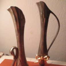 Antiquités: LOTE 2 FLOREROS ANTIGUOS. Lote 207134415