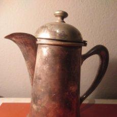 Antigüedades: JARRA PLATA CON GRABADO CHRITOFLE. Lote 207137885