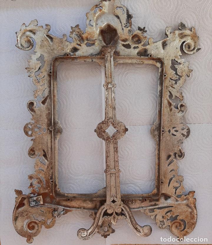 Antigüedades: Precioso marco barroco s. XVIII - Foto 3 - 207225946