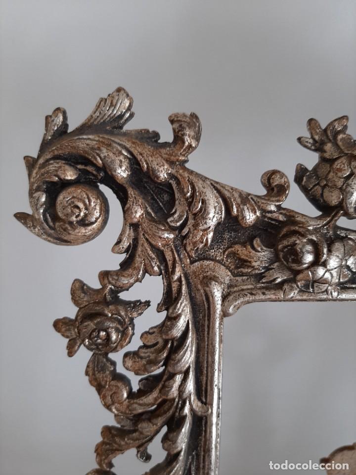 Antigüedades: Precioso marco barroco s. XVIII - Foto 4 - 207225946