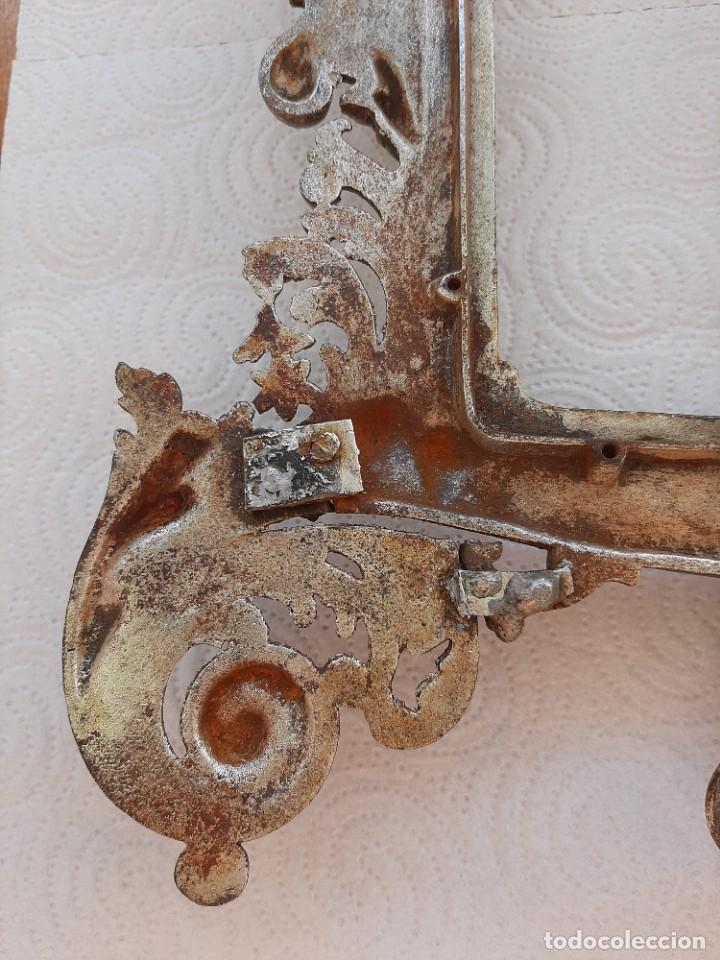 Antigüedades: Precioso marco barroco s. XVIII - Foto 5 - 207225946