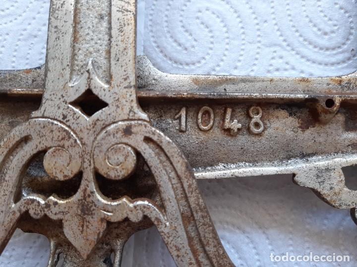 Antigüedades: Precioso marco barroco s. XVIII - Foto 8 - 207225946