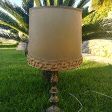 Antigüedades: LAMPARA GRANDE DE MESA O APARADOR ANTIGUA. Lote 207228846