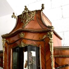 Antigüedades: VITRINA LUIS XIV. Lote 207242881