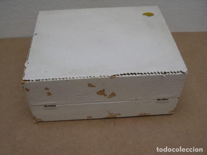 Antigüedades: Antiguo juego de porcelana.Rdo primera comunión.San claudio Oviedo. - Foto 7 - 207283592