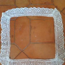 Antigüedades: CUADRANTE ENCAJE DE BOLILLOS. Lote 207287238