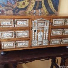Antigüedades: BARGUEÑO DE CACERIA. Lote 207294237