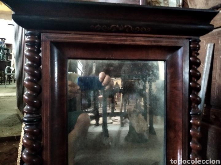 Antigüedades: TOCADOR DE CAOBA - Foto 3 - 207296246