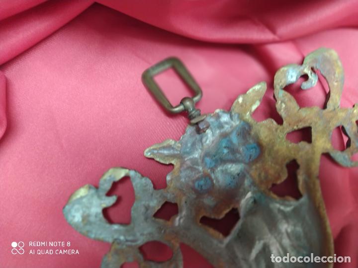 Antigüedades: Espectacular fornitura modernista de bronce finales de siglo XIX. Caja 3 - Foto 18 - 207336277
