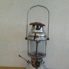 Antigüedades: ANTIGUA LAMPARA QUINQUE DE PETROLEO. Lote 207432541