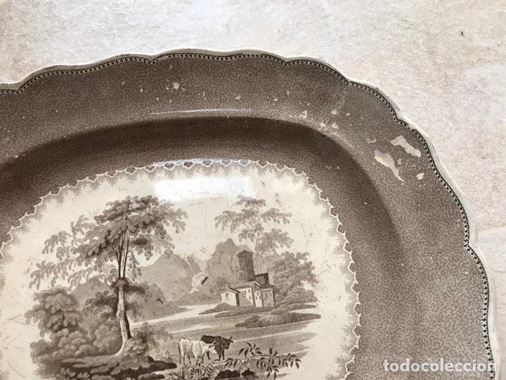 Antigüedades: Bandeja San Juan de Aznalfarache? - Foto 6 - 207433931