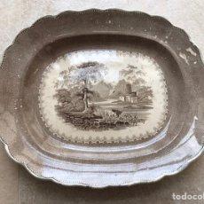 Antigüedades: BANDEJA SAN JUAN DE AZNALFARACHE?. Lote 207433931