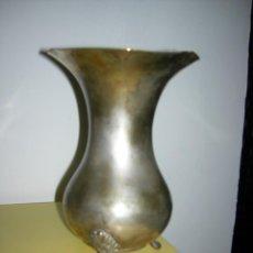Antigüedades: JARRON DE ALPACA. Lote 207435885