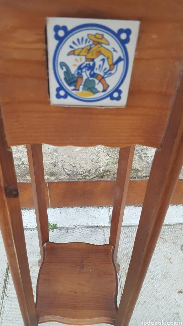 Antigüedades: Macetero de madera - Foto 5 - 207454205