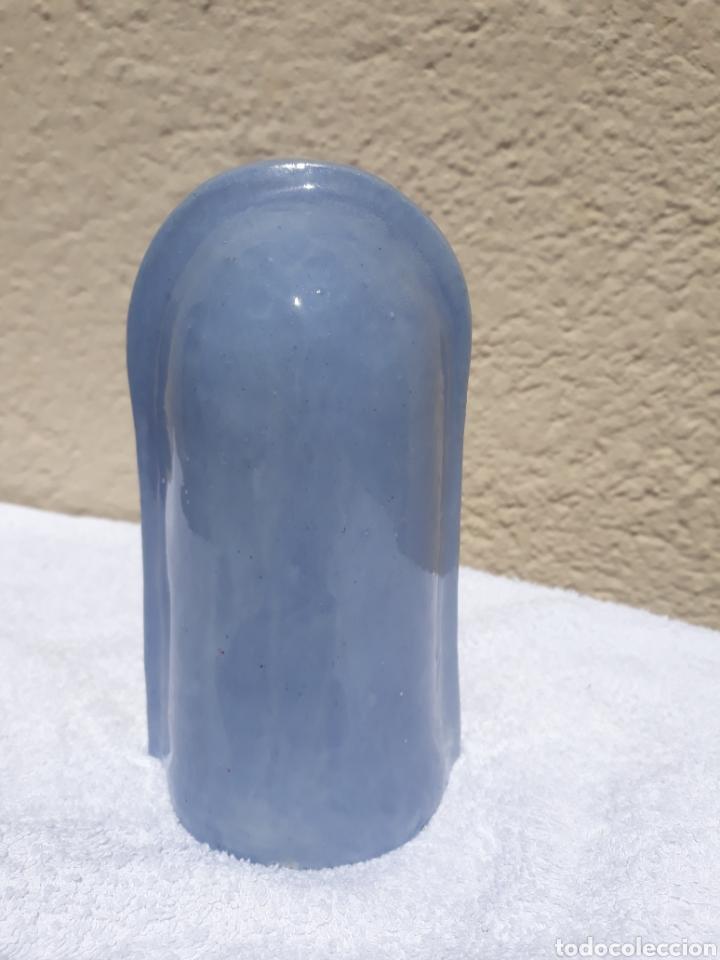 Antigüedades: Porcelana Peyro Virgen de los desamparados. - Foto 4 - 207500325