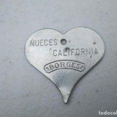 Oggetti Antichi: ANTIGUO ABRENUECES - NUECES DE CALIFORNIA BORGES. Lote 207607351