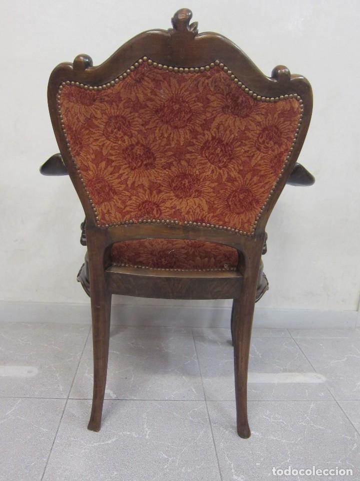 Antigüedades: Sillón Georgiano s XIX - Foto 3 - 207619750