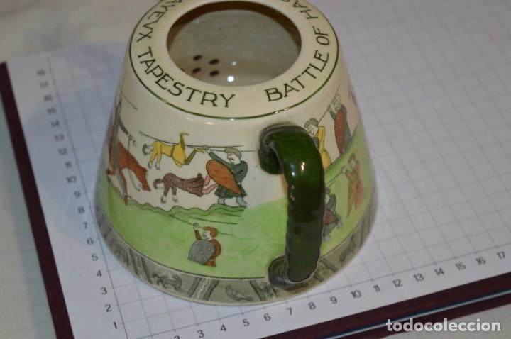 Antigüedades: Vintage, antiguo - ROYAL DOULTON D2873 England - Muy raro/difícil ¡Mira fotos y detalles! / Lote 01 - Foto 6 - 207811652
