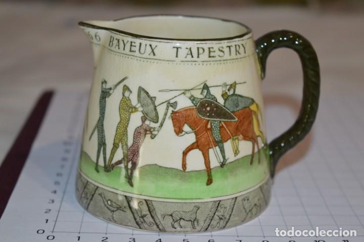 Antigüedades: Vintage, antiguo - ROYAL DOULTON D2873 England - Muy raro/difícil ¡Mira fotos y detalles! / Lote 03 - Foto 4 - 207813681