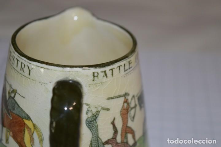 Antigüedades: Vintage, antiguo - ROYAL DOULTON D2873 England - Muy raro/difícil ¡Mira fotos y detalles! / Lote 03 - Foto 6 - 207813681