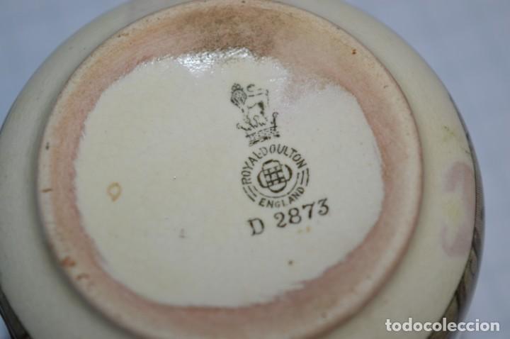 Antigüedades: Vintage, antiguo - ROYAL DOULTON D2873 England - Muy raro/difícil ¡Mira fotos y detalles! / Lote 04 - Foto 19 - 207815216