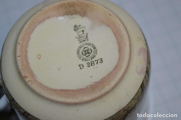 Antigüedades: Vintage, antiguo - ROYAL DOULTON D2873 England - Muy raro/difícil ¡Mira fotos y detalles! / Lote 04 - Foto 18 - 207815216