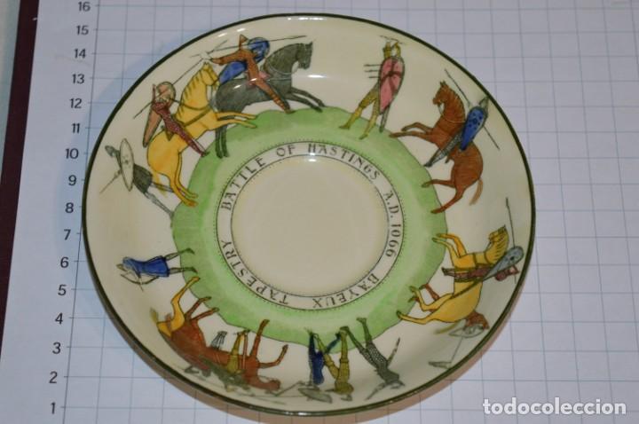 Antigüedades: Vintage, antiguo - ROYAL DOULTON D2873 England - Muy raro/difícil ¡Mira fotos y detalles! / Lote 05 - Foto 3 - 207817738