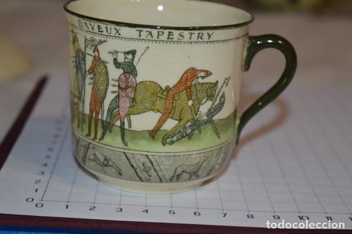 Antigüedades: Vintage, antiguo - ROYAL DOULTON D2873 England - Muy raro/difícil ¡Mira fotos y detalles! / Lote 05 - Foto 8 - 207817738