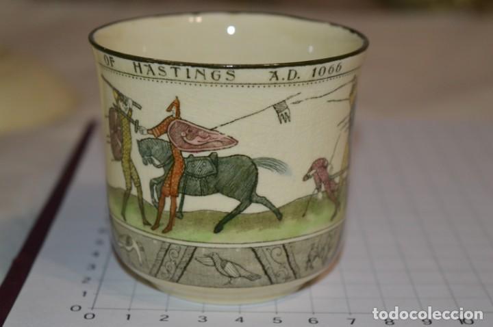 Antigüedades: Vintage, antiguo - ROYAL DOULTON D2873 England - Muy raro/difícil ¡Mira fotos y detalles! / Lote 05 - Foto 10 - 207817738