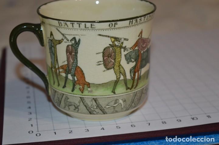 Antigüedades: Vintage, antiguo - ROYAL DOULTON D2873 England - Muy raro/difícil ¡Mira fotos y detalles! / Lote 05 - Foto 11 - 207817738