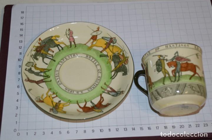 Antigüedades: Vintage, antiguo - ROYAL DOULTON D2873 England - Muy raro/difícil ¡Mira fotos y detalles! / Lote 06 - Foto 2 - 207820053