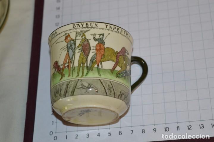 Antigüedades: Vintage, antiguo - ROYAL DOULTON D2873 England - Muy raro/difícil ¡Mira fotos y detalles! / Lote 06 - Foto 3 - 207820053