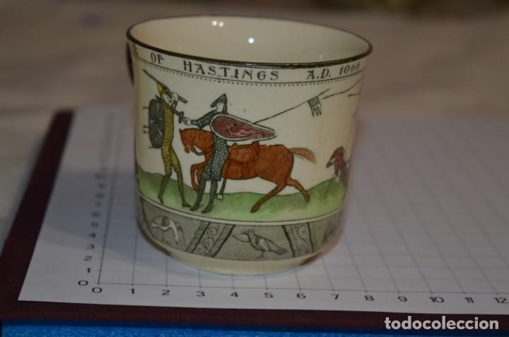 Antigüedades: Vintage, antiguo - ROYAL DOULTON D2873 England - Muy raro/difícil ¡Mira fotos y detalles! / Lote 06 - Foto 7 - 207820053