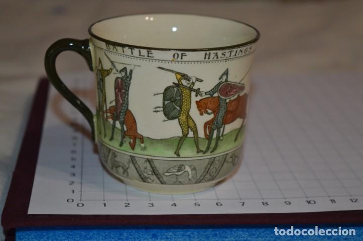Antigüedades: Vintage, antiguo - ROYAL DOULTON D2873 England - Muy raro/difícil ¡Mira fotos y detalles! / Lote 06 - Foto 8 - 207820053
