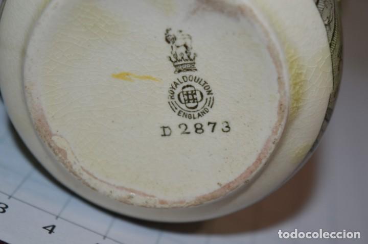Antigüedades: Vintage, antiguo - ROYAL DOULTON D2873 England - Muy raro/difícil ¡Mira fotos y detalles! / Lote 06 - Foto 11 - 207820053